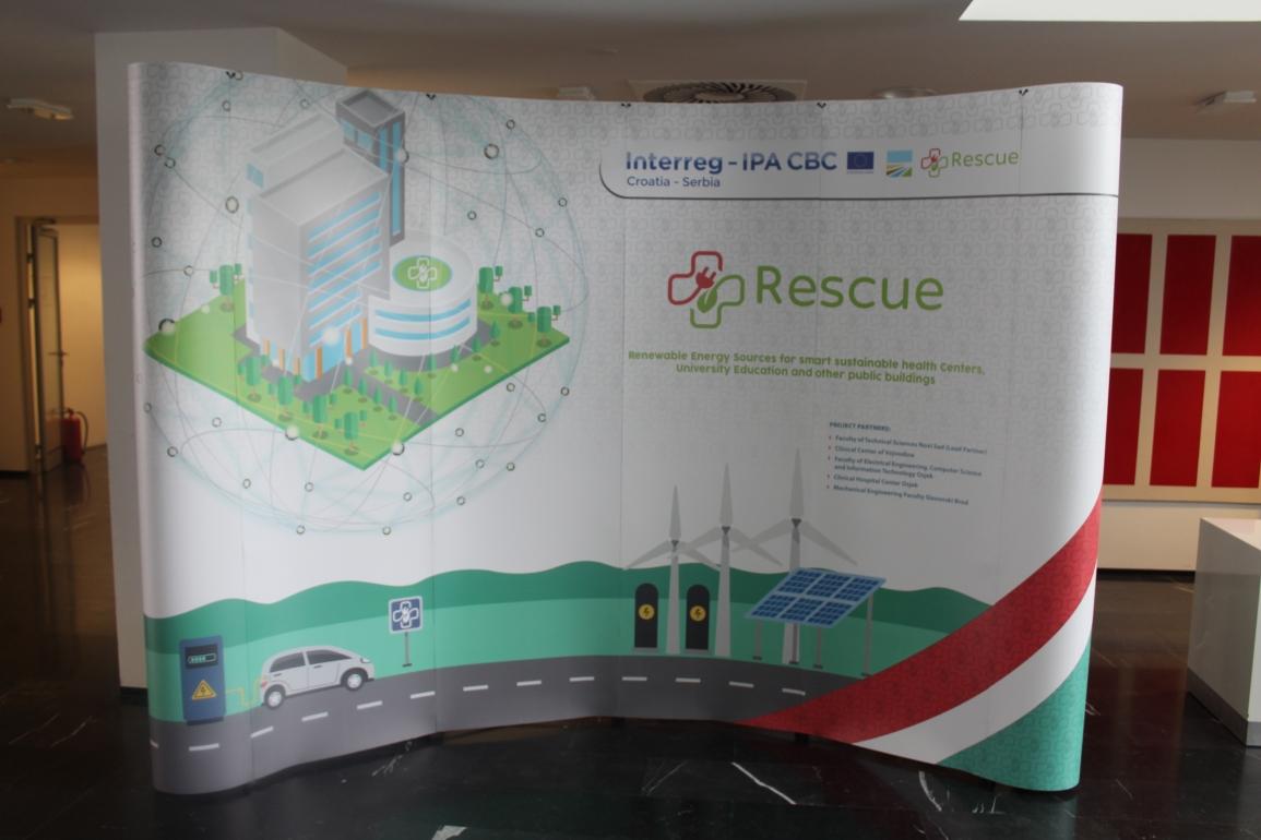 RESCUE Kick-Off meeting in Novi Sad INTERREG projects